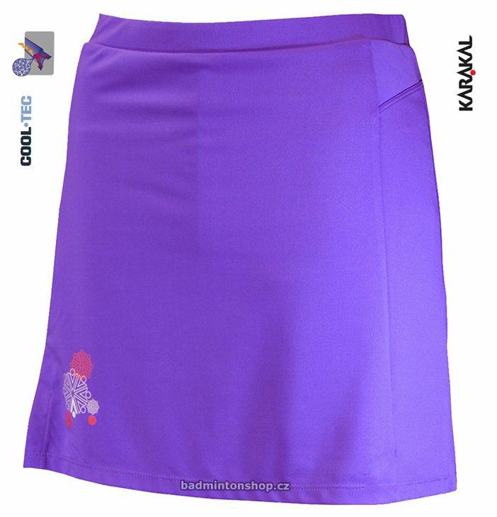 dámská badmintonová sukně KARAKAL AMARA BREEZE