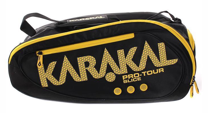 badmintonový bag KARAKAL PRO TOUR SLICE HOLDALL