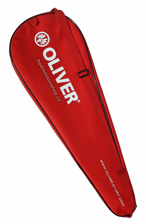 badmintonový obal OLIVER BASIC RED