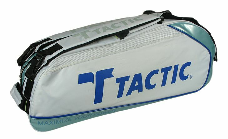 badmintonový bag TACTIC RAB-643 BLUE/WHITE