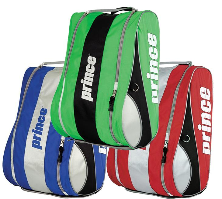 badmintonový bag PRINCE RACQ PACK