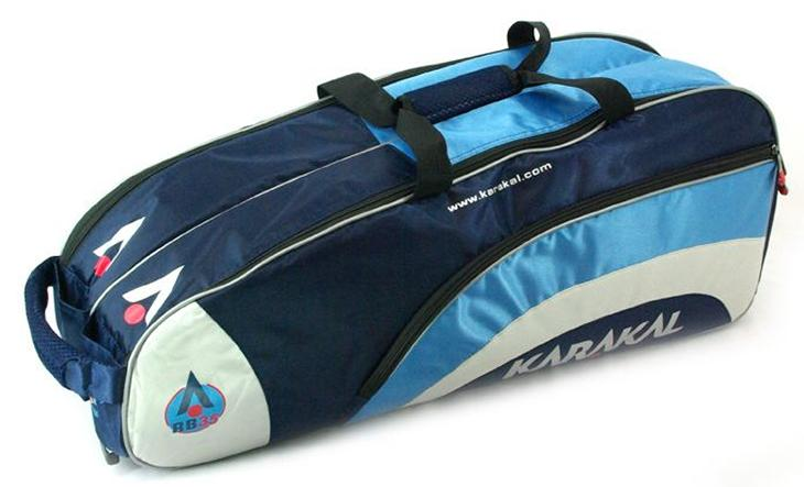 badmintonový bag KARAKAL RB-35 BLUE