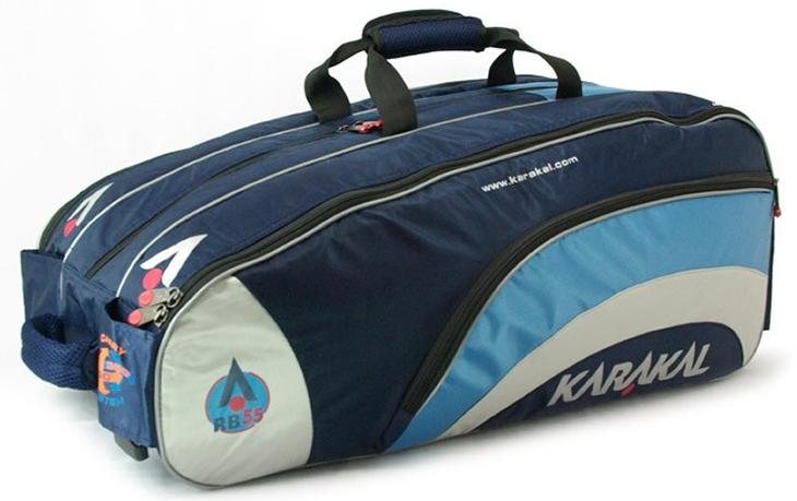badmintonový bag KARAKAL RB-55 BLUE
