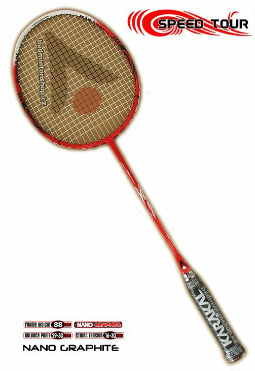 badmintonová raketa KARAKAL SPEED TOUR