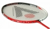 badmintonová raketa KARAKAL TOUR LITE GEL WHITE/RED